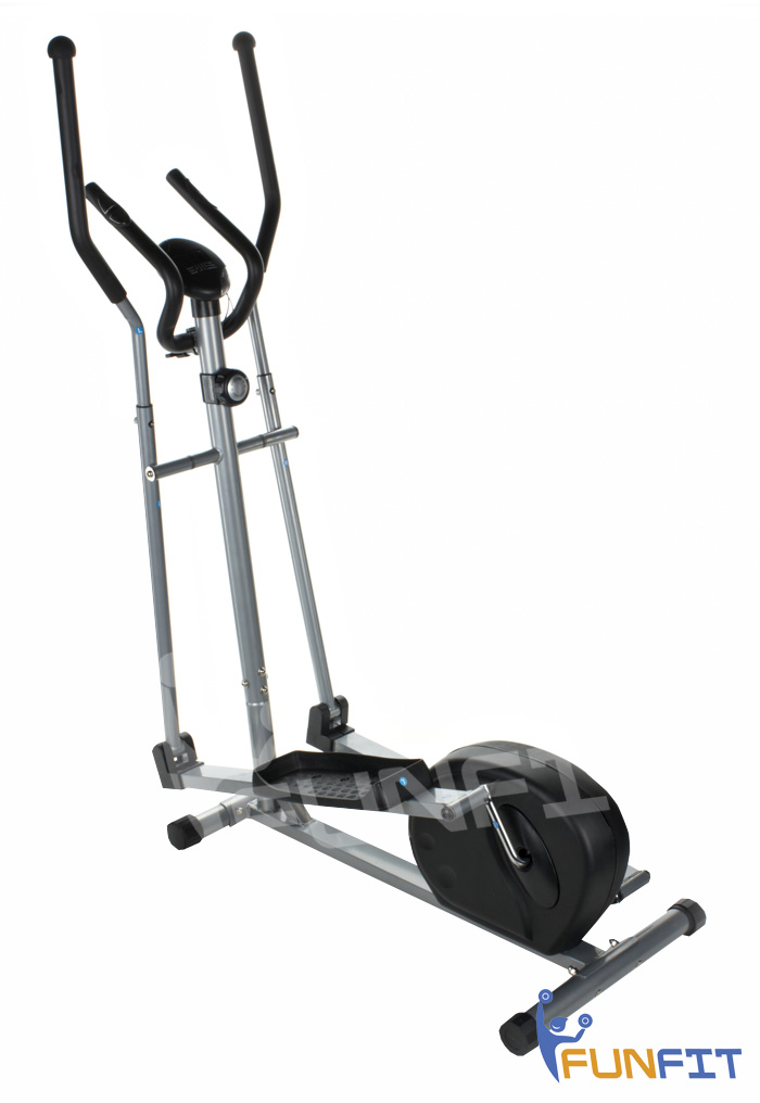 crosstrainer stepper computer hometrainer fitnessger t neu. Black Bedroom Furniture Sets. Home Design Ideas