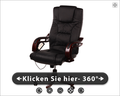 leder b rosessel drehstuhl chefsessel b rostuhl stuhl schreibtischstuhl massage ebay. Black Bedroom Furniture Sets. Home Design Ideas